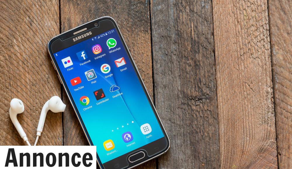 Samsung telefoner