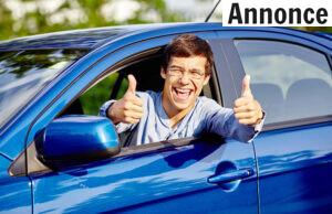 Bestå køreprøven