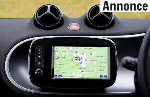 Navigering i bilen